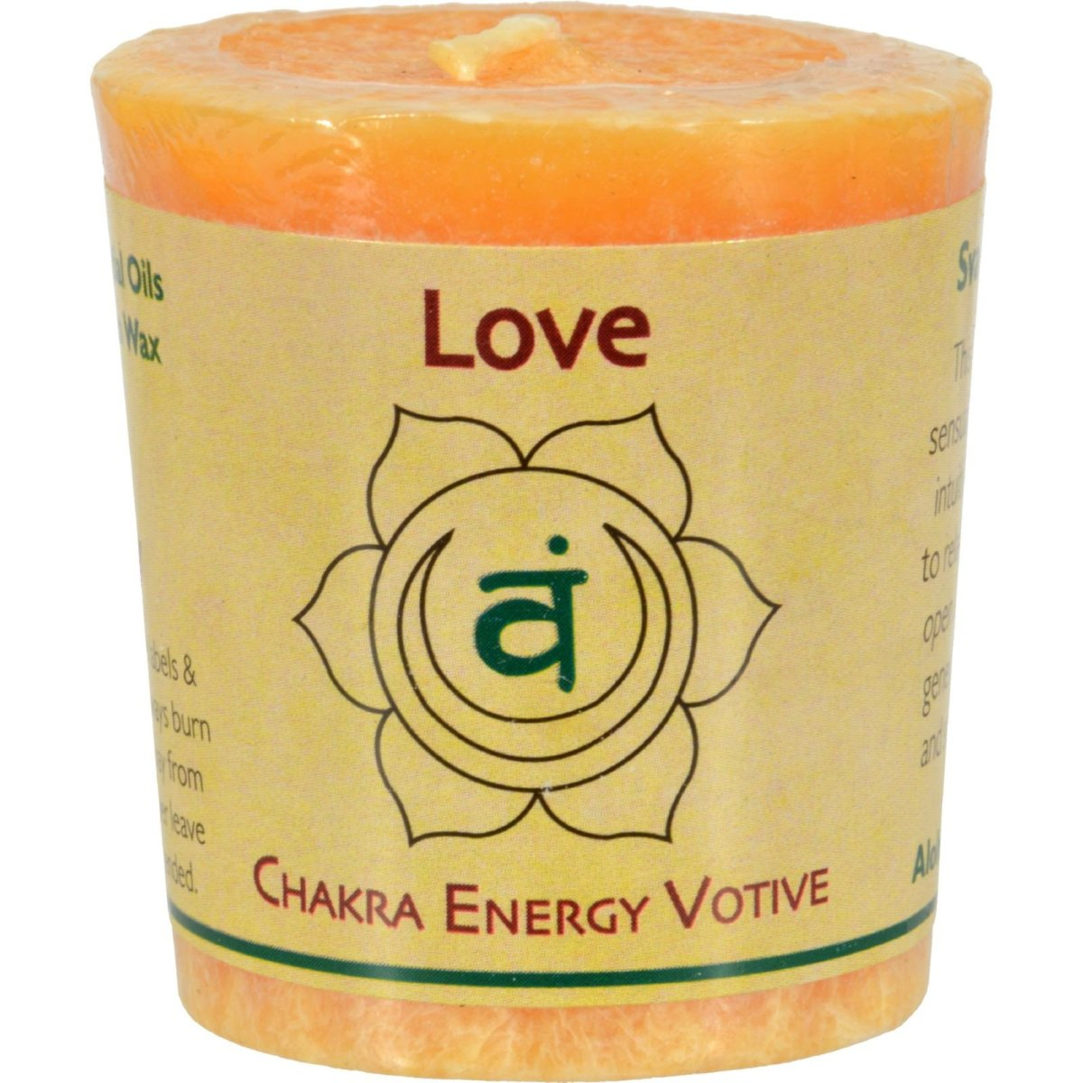 Love Votive With Healing Activation For Your Love Life