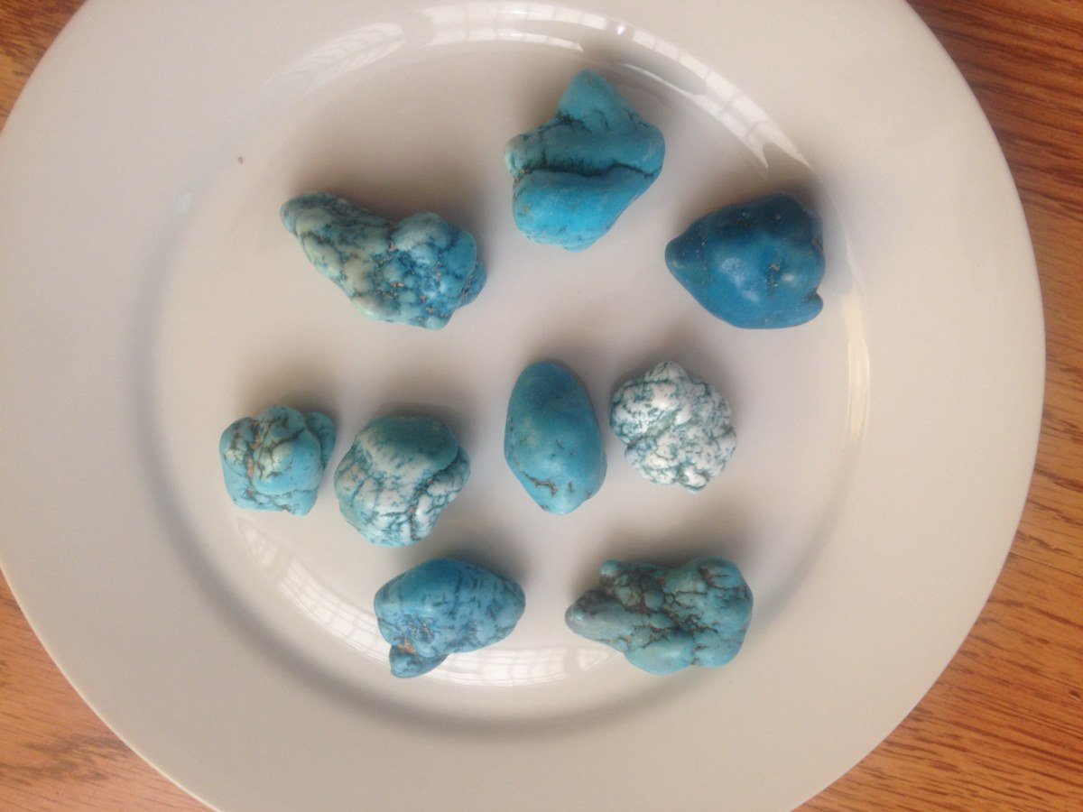 Turquoise with activation