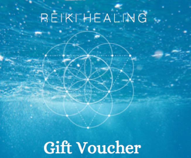 Reiki Class Gift Certificate