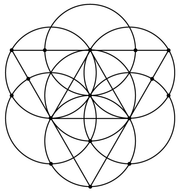 Laminated Grid Eight