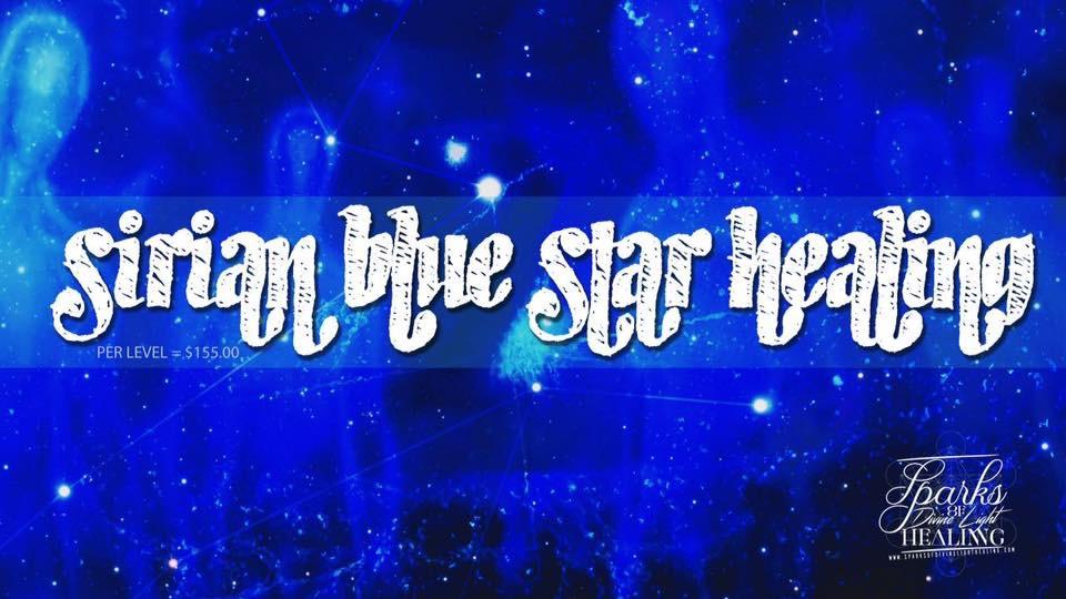 Sirian Blue Star Healing Class