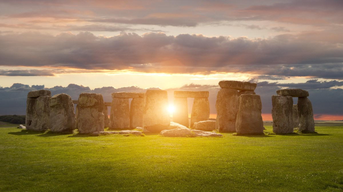 Stonehenge Intuitive And Healing Activation