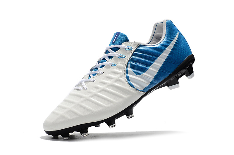 Inicio   Tacos   Nike Bajos   Nike Tiempo Legend VII (Blanco Azul) 79c9cee431c44
