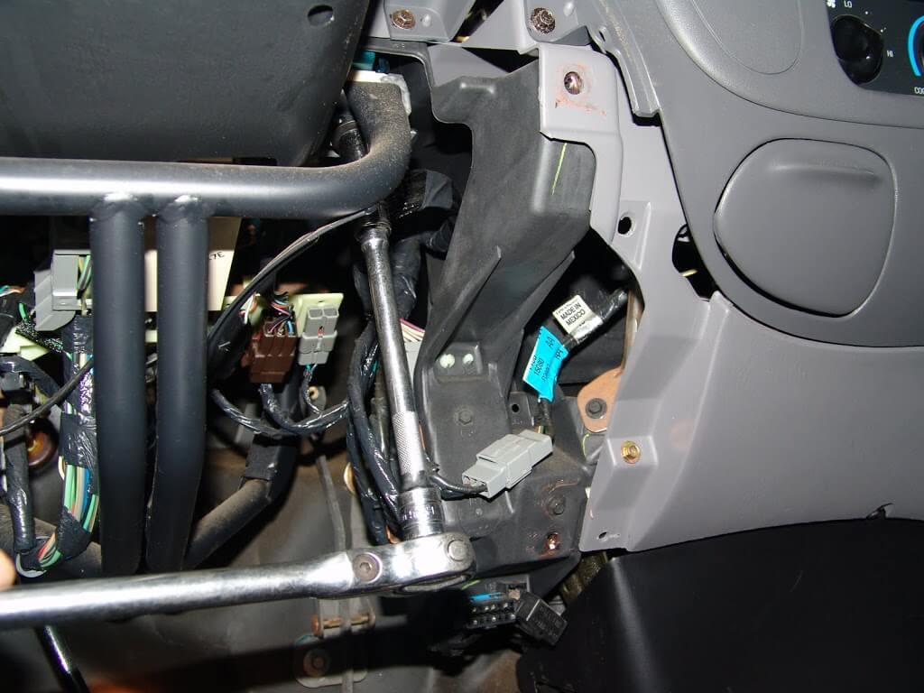 F 2003 150 Alarm Ford