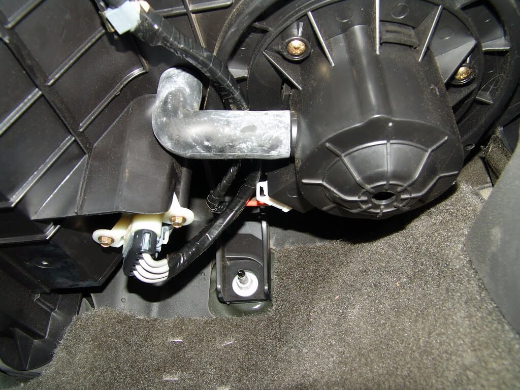 2005 Chevy Colorado Blower Motor Resistor