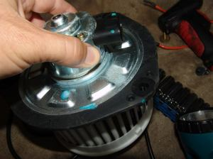 1997 Cadillac deville blower motor not working