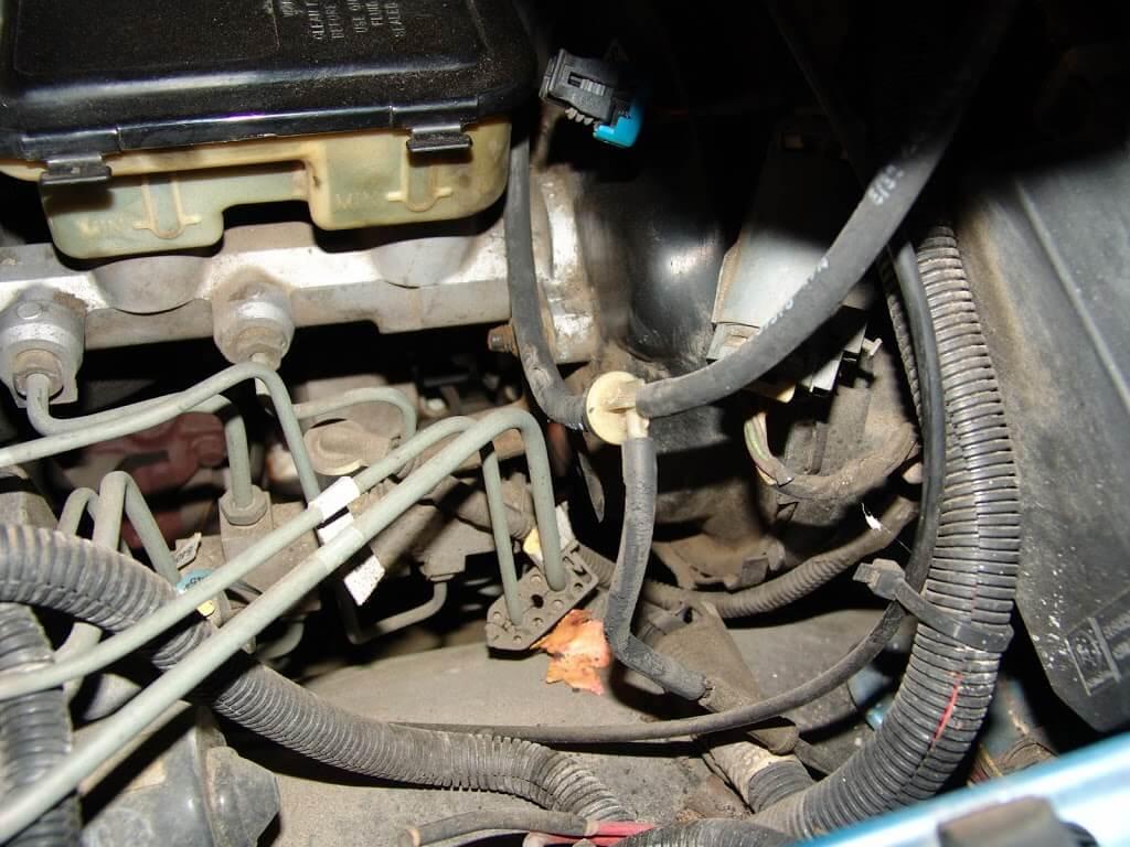 1999 Chevrolet S10 Fuel Filter Location S 10