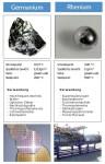Eigenschaften dieser Metalle