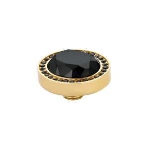 Meddy VI Facet Meddy Gold Black-Black