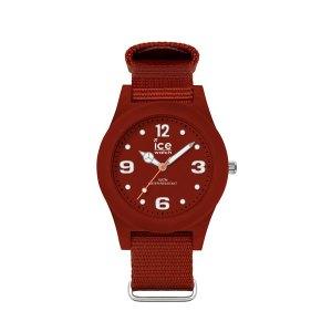 Ice Watch horloge - Ice Watch slim nature red - Te koop bij Sparnaaij Juweliers in Aalsmeer