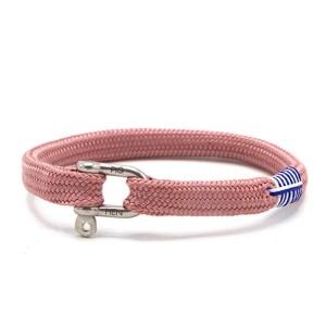 Pig & Hen armband - Vicious Vic High Summer '19 Pink silver - Te koop bij Sparnaaij Juweliers in Aalsmeer en Hoofddorp
