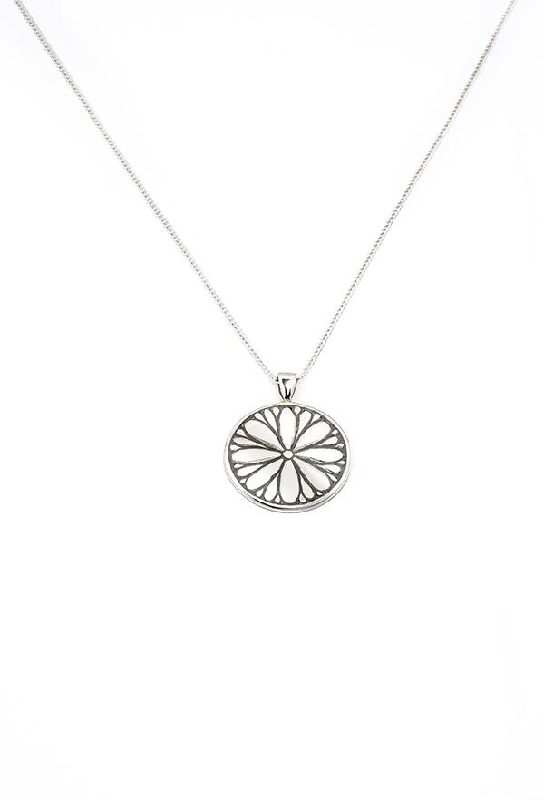The Flower Necklace N001 van Eightyeight Jewelry - Te koop bij Sparnaaij Juweliers in Aalsmeer en Hoofddorp