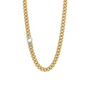 18k goudverguld collier van Ti Sento - Te koop bij Sparnaaij Juweliers in Aalsmeer en Hoofddorp