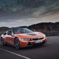 BMW i8 Roadster HUD Leasing für 699 Euro im Monat brutto [Gebrauchtwagen, 0,5%-Regelung]
