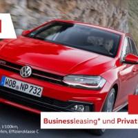 UPDATE! VW Polo GTI 2.0 TSI DSG Leasing für 99 Euro im Monat brutto/netto [Bestellfahrzeug]