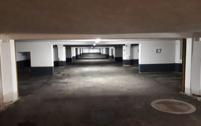 Parkgarage Hadikgasse wieder in stattlicher Manier!