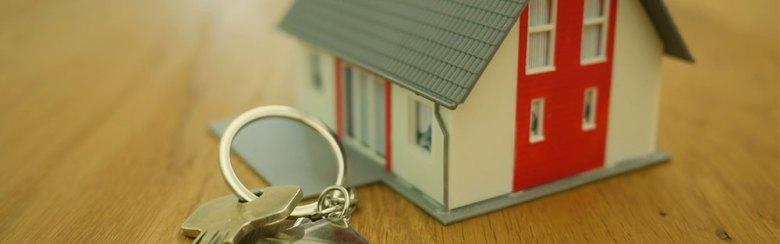 Hus med nycklar