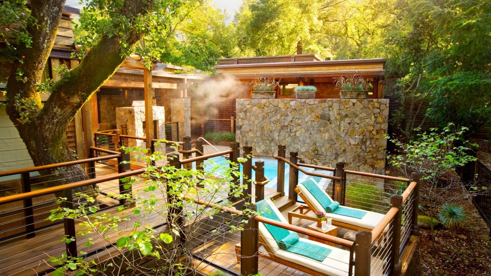 The Auberge Spa at Calistoga Ranch, Spas of America