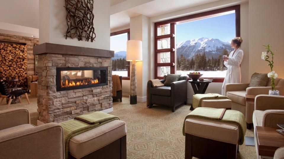 The Spa at The Fairmont Jasper Park Lodge, Spas of America