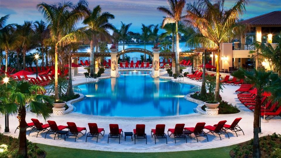 PGA National Resort & Spa, Spas of America