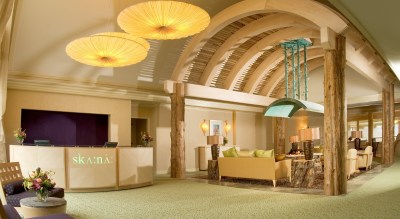 Lobby, Skaná, The Spa at Turning Stone Resort, Spas of America