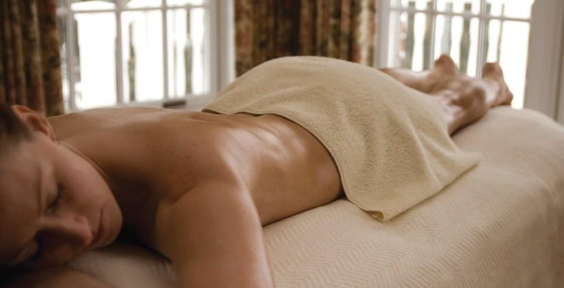 Massage, Ste. Anne's Spa, Spas of America