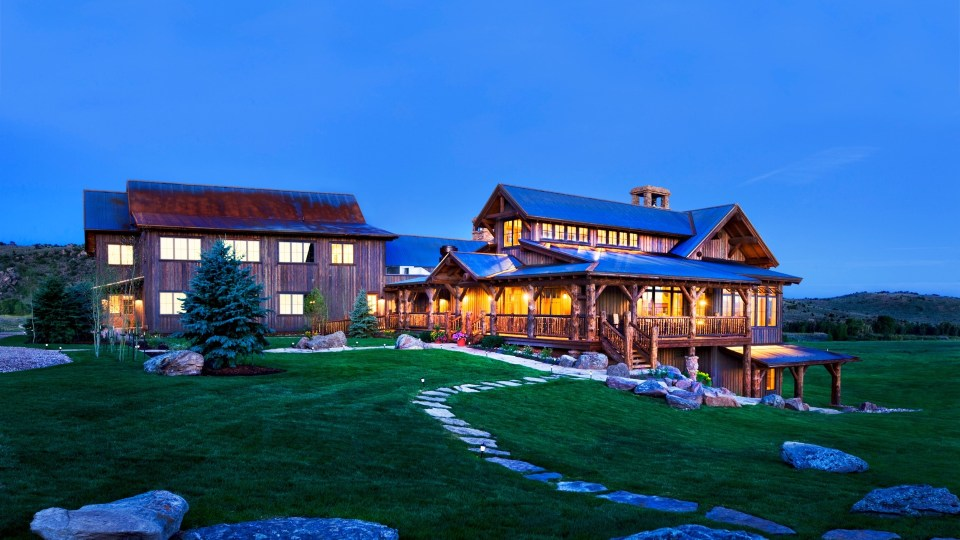 The Lodge and Spa at Brush Creek, Spas of America