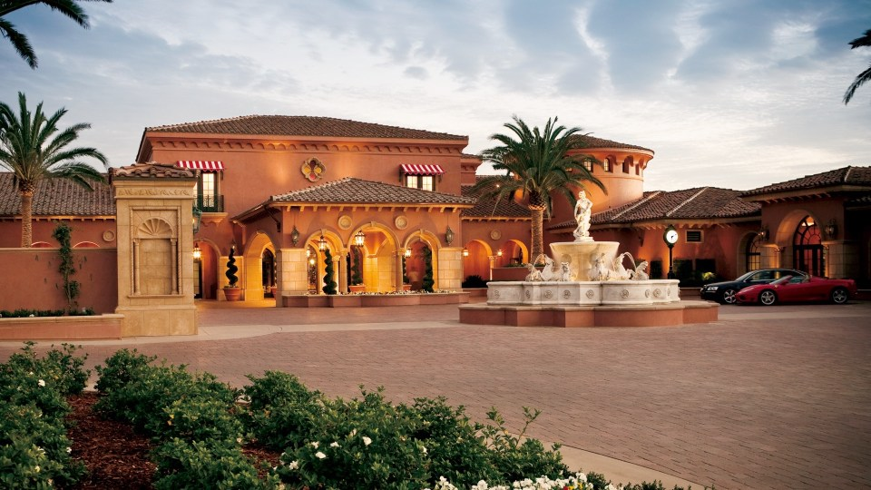 The Spa at Fairmont Grand Del Mar, Spas of America