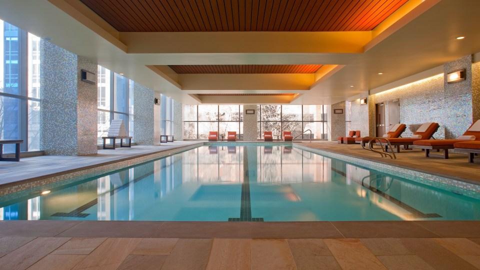 Elaia Spa, Hyatt at Olive 8, Spas of America
