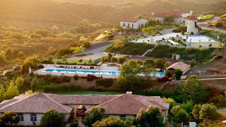 Cal-A-Vie Health Spa, Spas of America