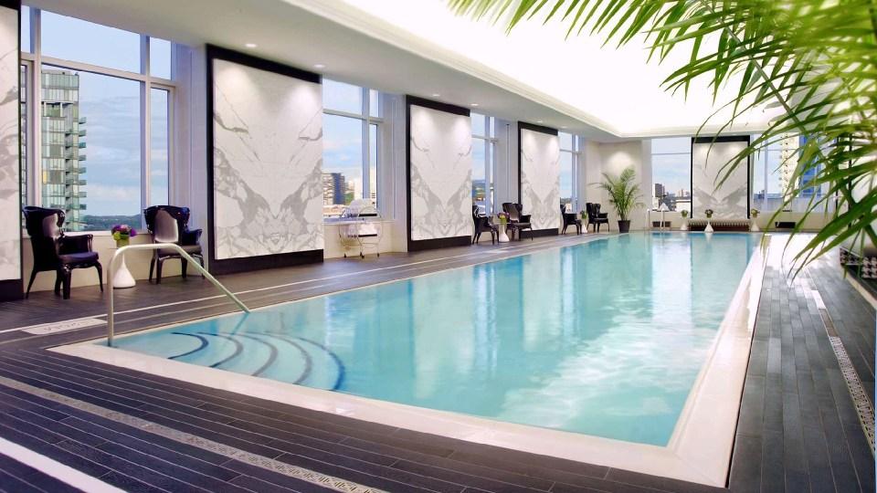 Trump International Hotel & Tower Toronto, Spas of America