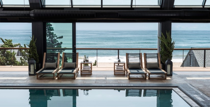 Gurney's Montauk Resort & Seawater Spa, Spas of America