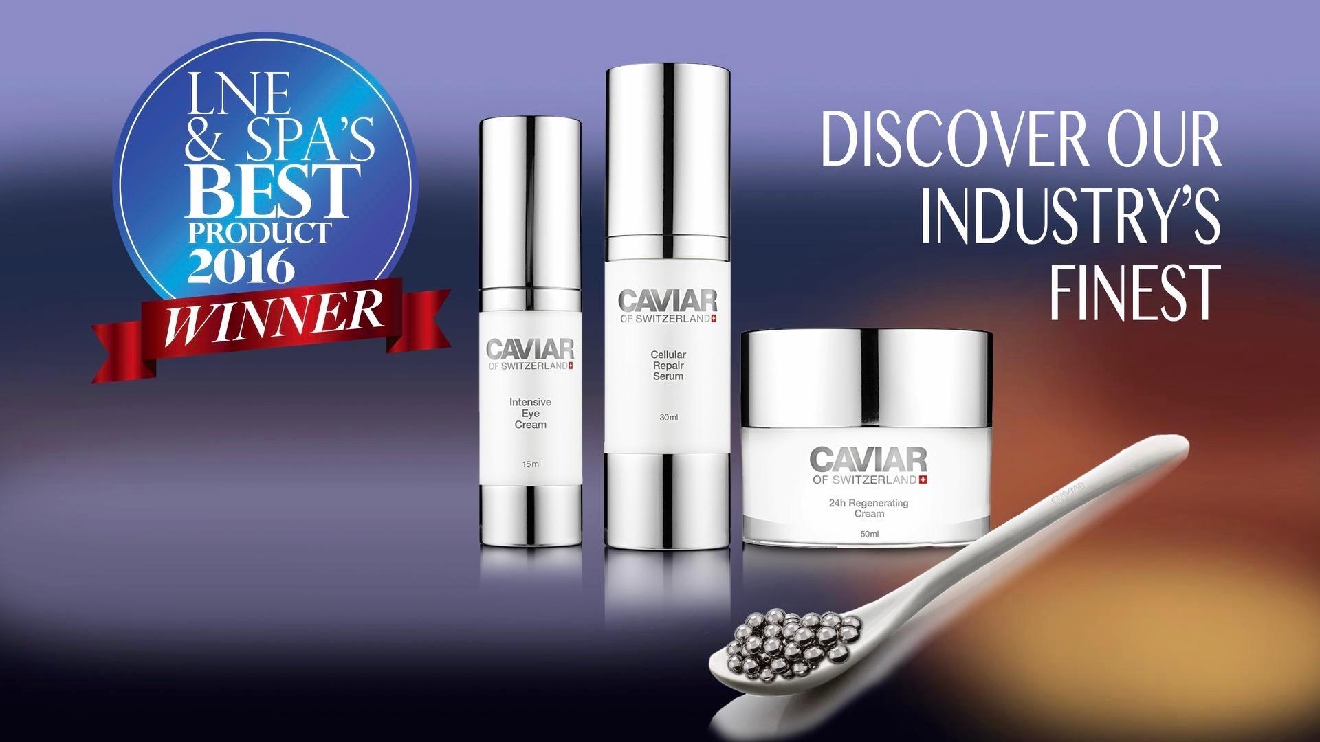 Caviar of Switzerland, Spas of America