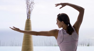 Yoga, Evensong Spa, Heidel House Resort, Spas of America