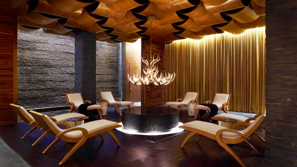 The Spa at Viceroy Snowmass, Spas of America