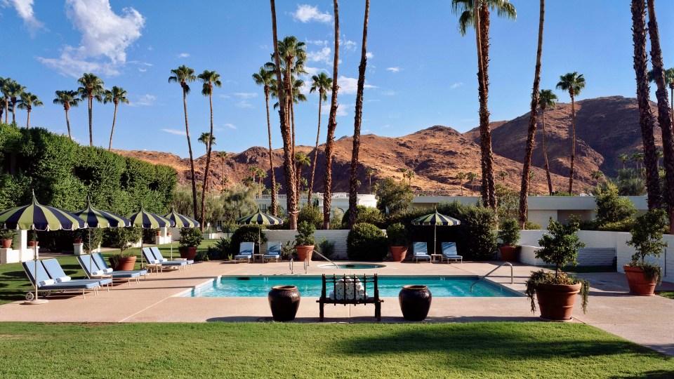 The Spa at Le Parker Méridien Palm Springs, Spas of America