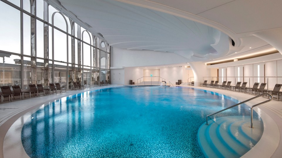 Thermes Marins Monte-Carlo, Spas of America