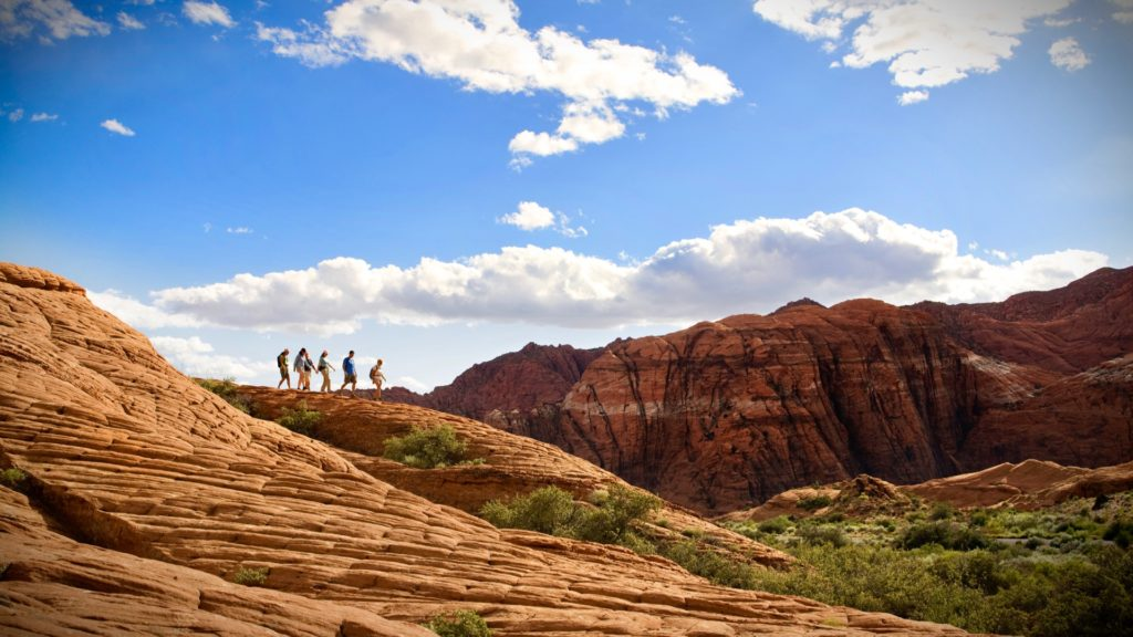 Hiking, Red Mountain Resort, Sagestone Spa, Spas of America