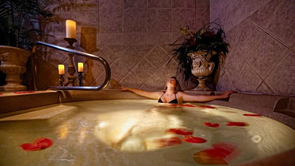 Serenity Spa by Westgate Orlando, Spas of America