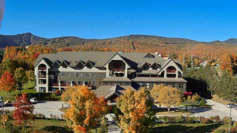 New Life Hiking Spa, Killigton Mountain, Vermont, Spas of America