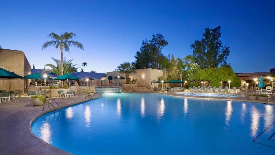 The Scottsdale Plaza Resort, Spas of America