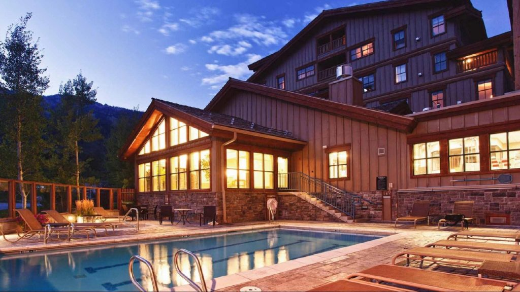 Teton Mountain Ldoge & Spa, Spas of America