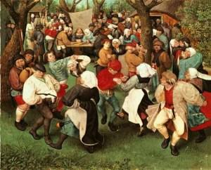 Pieter_Bruegel_de_Oude_-_De_bruiloft_dans_(Firenze)