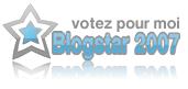 Blogstar 2007