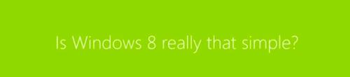 Windows8 Simple