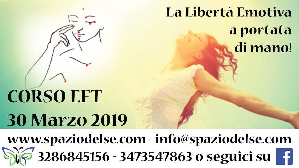 30/03/2019 - Corso EFT