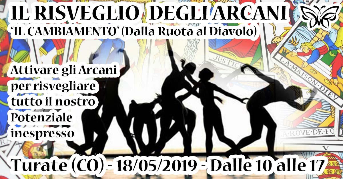 18/05/2019 - Risveglio degli Arcani