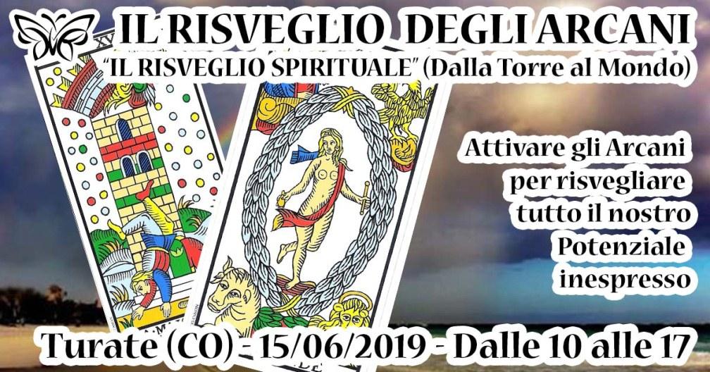 15/06/2019 - Risveglio degli Arcani