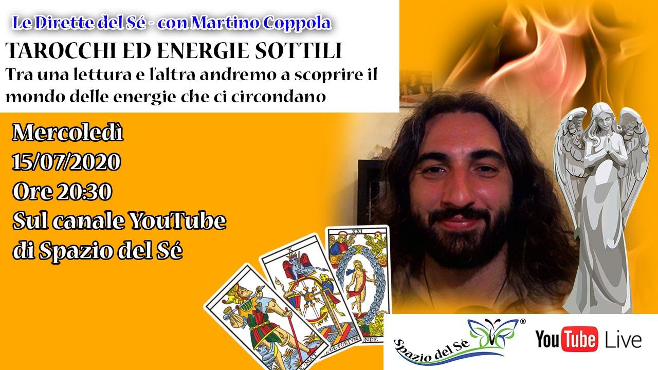 15/07/2020 - Diretta Tarocchi ed Energie Sottili