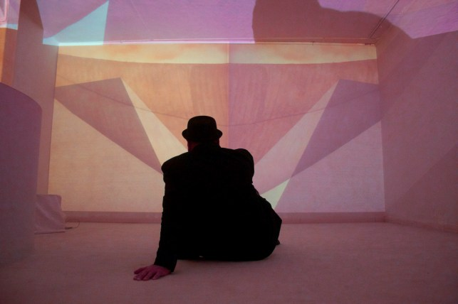 Spazioersetti - The Dream - sound and light environment - foto: Lara Carrer